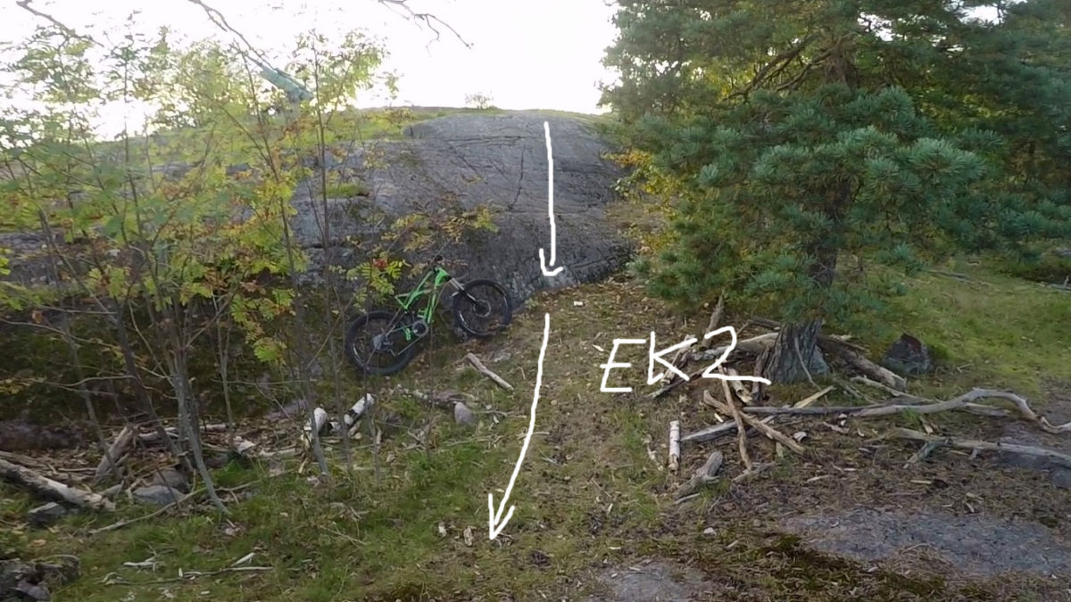 Myllykallio Enduro Training Center Pt2